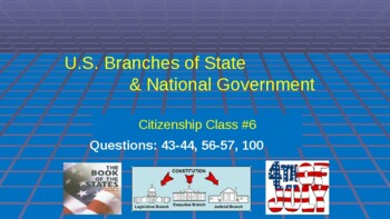 U.S. Citizenship Class SIX (of 6) Mini-Course