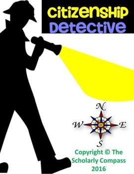 U.S. Citizenship Detective