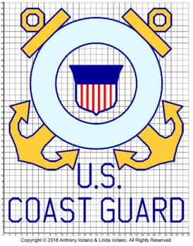 U.S. Coast Guard Logo Mystery Picture