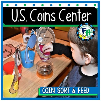 U.S. Coin Activity Center {Coin Sort & Feed}