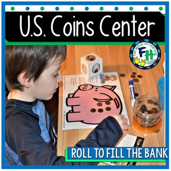 U.S. Coin Activity Center {Roll & Fill the Bank}