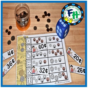 U.S. Coin Activity Center {Roll & Cover}