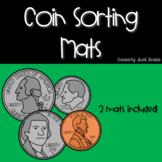 U.S. Coin Sorting Mats