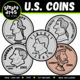 U.S. Coins Clip Art