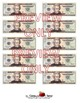 U.S. Coins and Paper Bills Currency CLIP ART SET w/ FREE Money Charts