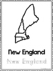 U.S. Colonies Coloring Book worksheets.  Preschool-2nd Grade