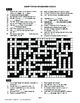Crossword Puzzle: The Constitution, AMERICAN HISTORY LESSON 49 of 150