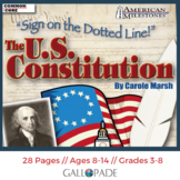 U.S. Constitution: Sign on the Dotted Line! by Carole Marsh