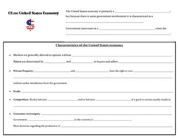 U.S. Economy note page (CE.11c)