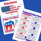 U.S. Elections - Classroom Poster Set