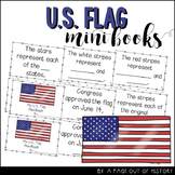 U.S. Flag Mini-Books