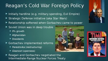 U.S.  Foreign Policy 1980-2017