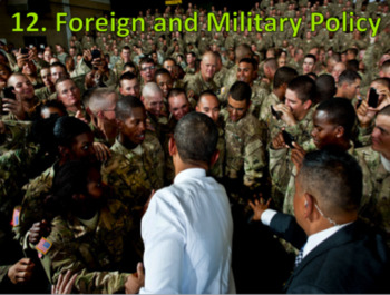 U.S. Foreign Policy (U.S. Government) BUNDLE