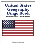 U.S. Geography Bingo Book