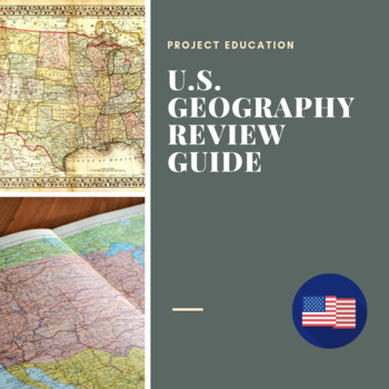 U.S. Geography Review Guide