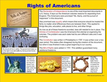 U.S. Government - A Third Grade PowerPoint Introduction