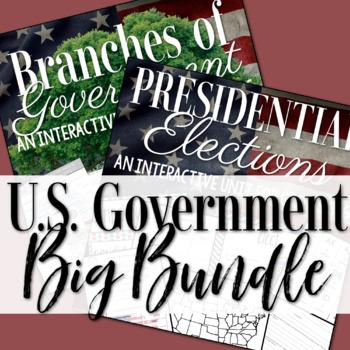 U.S. Government BIG BUNDLE!