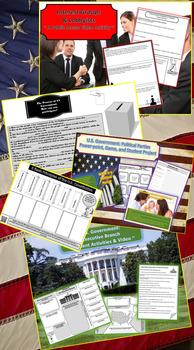 U.S. Government Bundle ~A Full Semester Bundle~