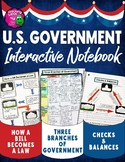 U.S. Government -Civics FREEBIE -3 Branches -Checks & Bala
