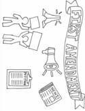 U.S. Government Coloring Pages