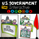 U.S. Government Interactive Lapbook
