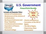 U.S. Government PowerPoint Bundle