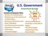 U.S. Government PowerPoint Bundle