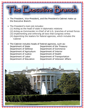 U.S. Government Structure