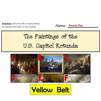 U.S. HISTORY KARATE!  Early American History Challenge for Your Students