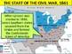 U.S. HISTORY UNIT 6 LESSON 2 The Civil War POWERPOINT