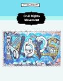 U.S. History: Civil Rights Movement - Political Graffiti Project