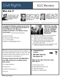 EOC Review U S History Civil Rights Movement Review