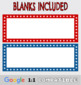 U.S. History Classroom Word Wall & Quizlet for U.S. Constitution & Early America