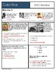 U S History Cold War Review