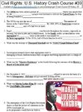 Crash Course U.S. History #39 (Civil Rights) worksheet