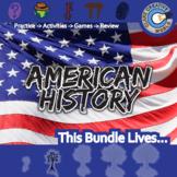 U.S. History Supplemental Curriculum Bundle + Free Downloads