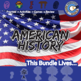 Clark Creative American History -- ALL OF IT + Free Downloads FOR LIFE!!