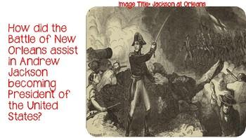 U.S. History Daily Warm-ups: Age of Jackson