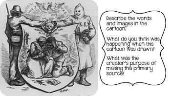 U.S. History Daily Warm-ups: Reconstruction