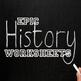 U.S. History Documents with Questions (DWQ) Bundle #14 - Cold War