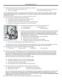 U.S. History End of Instruction Test Prep Bundle