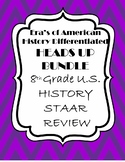 U.S. History Era's STAAR Review Games Bundle