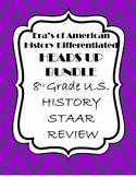 U.S. History Era's STAAR Review Games Bundle