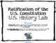 U.S. History Lab: Ratification of the U.S. Constitution SS.8.A.3.11