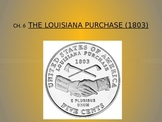U.S History-Lousiana Purchase presentation