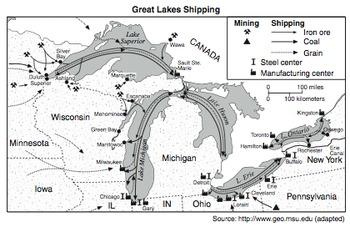 U.S. History Maps