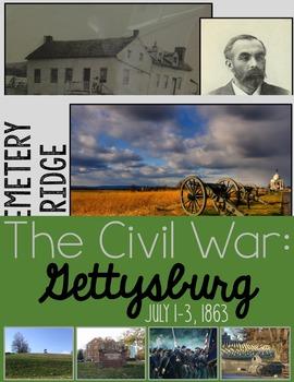 U.S. History Math Trail: The Battle of Gettysburg