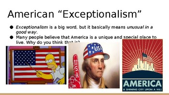 U.S. History Powerpoint (aligned to Georgia standards)