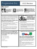 EOC Review U S History Progressive Era Review