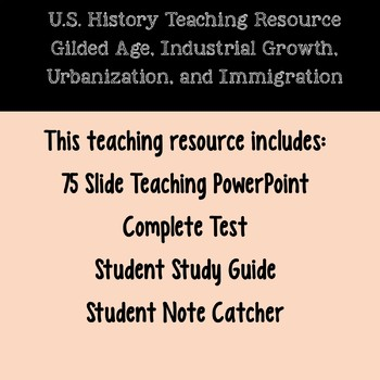 Gilded Age Ap Worksheets Teaching Resources Teachers Pay